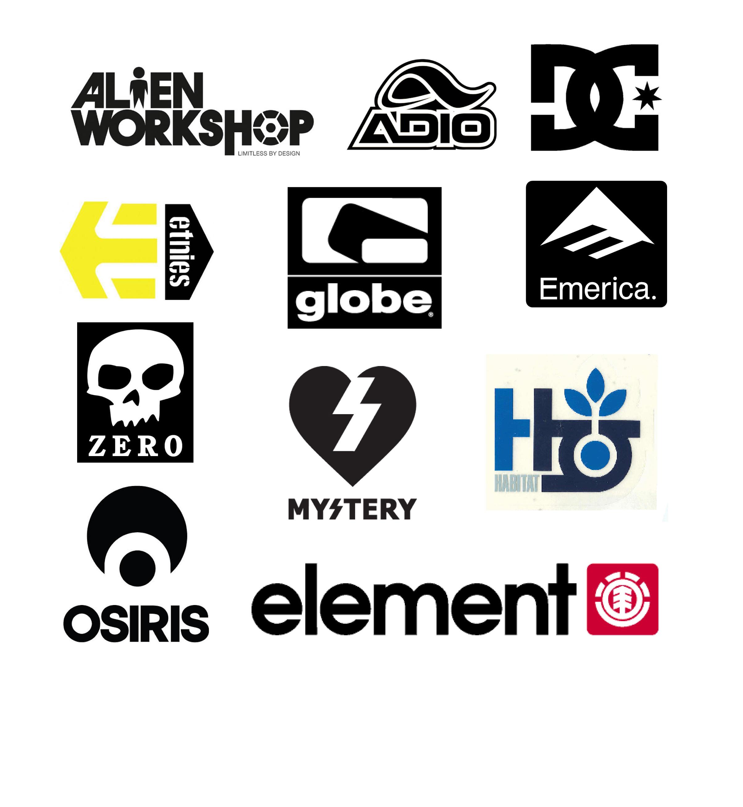 ... Vintage and... Longboard Company Logo