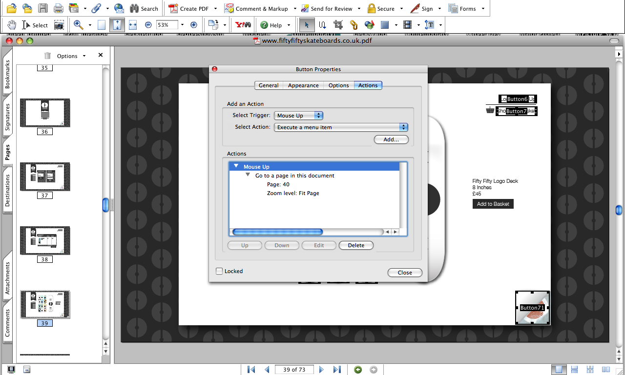 how to make my adobe pdf smaller